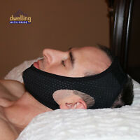 Anti Snoring Chin Strap Sleep Apnea Snore Stop Belt Snoreless Sleep Jaw Solution