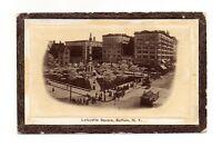 Estados Unidos - Bufalo, N. y Lafayelle Plaza de (A4115)