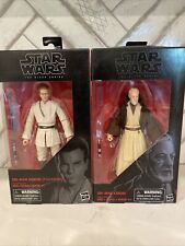 Star wars black series obi wan kenobi Lot padawan