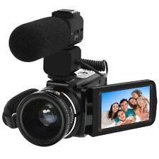 "Andoer HDV-Z20 Digital Video Camera Full HD 1080P 24MP WiFi 3.0"" Touch screen DV"