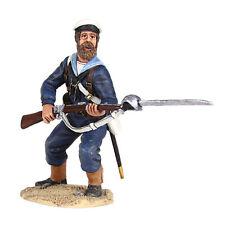Britains 27061-British Naval BRIGATA SAILOR permanente di difendere a baionetta con