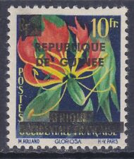 Guinea 168 MNH 1959 French West Africa Overprinted Issue Very Fine
