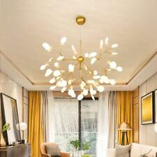 45 Lights Sputnik Firefly Chandelier LED Pendant Lighting Ceiling Light Fixture