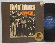 Livin´Blues   Bamboozle    Blues Killer   1972     Philips 6413 024     NM # B