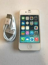 Apple iPhone 4s - 16GB - White (Verizon) A1387   Good Bundle  #6012