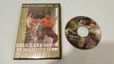 Death By Misadventure (DVD, 2004) PAL 0 All Regions Nederlands