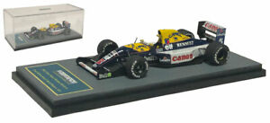 Tameo TMK153 Williams Renault FW14B #5 1992 Champion - Nigel Mansell 1/43 Scale
