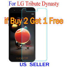 1x Clear LCD Screen Protector Guard Cover Film For LG Tribute Dynasty