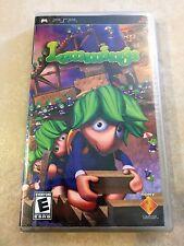 Lemmings (Sony PSP, 2006) ORIGINAL BLACK LABEL PSP NEW