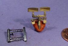 HO/HOn3 BRASS WISEMAN BACK SHOP HBS123 STEAM LOCOMOTIVE NUMBER BOARDS