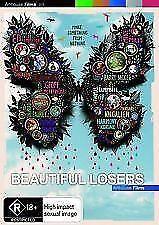 Beautiful Losers DVD-2009-REGION 4-Brand new sealed Free postage!! Arthouse film