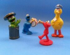 """Henson Sesame Street MUPPETS PVC 2.25""""-3"""" Figures Lot or Cake Toppers"""
