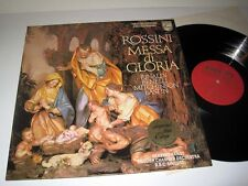 ROSSINI Messa Di Gloria PHILIPS Dutch Pressing MINT!