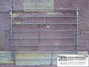 BGM-019 Edelstahl Fenstergitter Balkongeländer Absturzsicherung