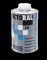 Octoral Pa65 1k Plastic Primer 1l