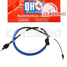 QH Clutch Cable for FORD TRANSIT Mk 3 & 4 - 2.0 & 2.5D - 1989 to 1994