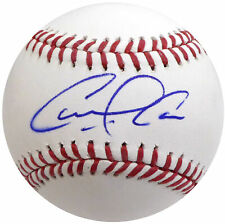 Carlos Correa Autographed Signed MLB Baseball Houston Astros MLB #JB106853