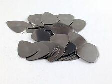 Dunlop Guitar Picks  Stainless Steel  Metal  351 Style  .51mm
