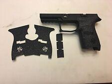 SIG SAUER P320 9 Medium Compact Textured Rubber Gun Grip Enhancement Gun Parts