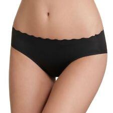Femme Lingerie Sous-vêtement coton doux Slips Culotte Noir Blanc 8 10 12 14 16