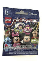 BNIB Lego Series Disney Minifigures Re-Sealed - 71012 - Choose the one you like!