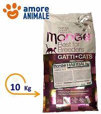 Monge Superpremium Best for Breeders Hairball al pollo 10 Kg - Crocchette gatto