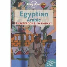 Lonely Planet Egyptian Arabic Phrasebook & Dictionary by Lonely Planet...