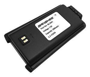 Replacement Battery for HYT Hytera BL2001 TC-610 TC-610P TC-618 TC-620 TC-626