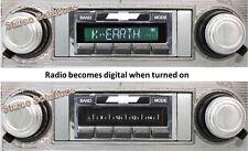 66-67 Chevy El Camino NEW USA-630 II* 300 watt AM FM Stereo Radio iPod USB Aux