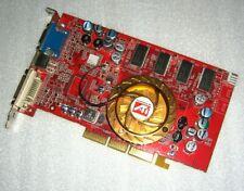 Sapphire Radeon 9800 256MB AGP Grafikkarte ATI 9800SE R350 DVI VGA TVo AGP8x