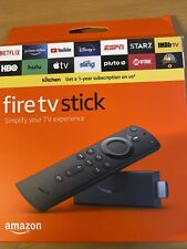 ✅ AMAZON Fire TV 3rd Generation Stick With Alexa, Sealed,Free Shipping-