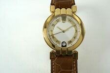 HARRY WINSTON PREMIER AUTOMATIC DATE 18K YELLOW GOLD DEPLOYMENT 34 MM C. 2010
