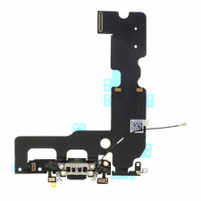 "Apple iPhone 7 Plus 5.5"" USB Charging Port Dock Mic Antenna Flex Cable Black"