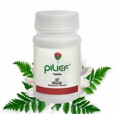 Pilief Tablets Herbal Natural Remedy for Piles - 40 tablets