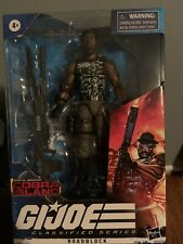 G.I Joe Classified Series Roadblock lot of 4 Target Exclusive IN HAND!