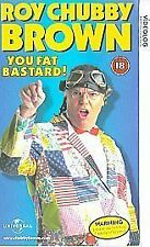 Roy Chubby Brown - You Fat Bastard! (VHS, 2000)