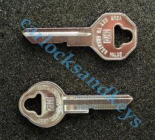 1958 - 1966 Chevy Chevrolet Impala Key blanks blank