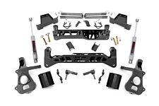 "Chevy GMC 1500 Pickup 7"" Suspension Lift 2014-2018 2WD Rough Country"
