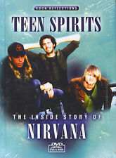 Nirvana : Teen Spirits - The Inside Story Of Nirvana (DVD + Book)