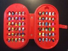 Mighty Beanz series 1   (1-60)....missing Mighty Moose bean.