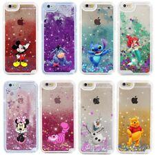 Fashion Liquid Quicksand Minnie Mouse Mermaid Case for iPhone & Samsung Galaxy