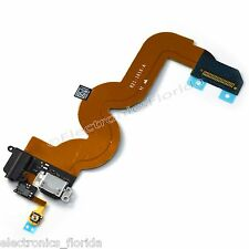 Black Dock Connector Charging Port Flex Cable for iPod 5th Generation b390