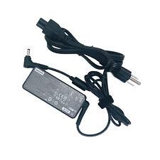New Genuine OEM AC Adapter Lenovo 20V 2.25A 45W ADLX45NCC3A SA10M42771 w/PC