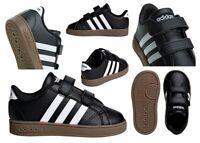 Scarpe bambino bimbo Adidas sneaker infant sportive ginnastica scuola strappo 21