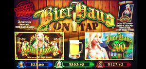 Bier Haus On Top WMS S32 CABINET Dongle Game SLOT Software Williams BB3 3 Games