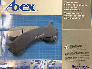 Disc Brake Pad-Carbon Metallic Brake Pad Front/Rear SD224 NEW E2417
