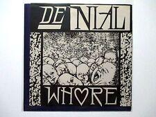 DENIAL - WHORE / VOODOO - 1990 AUSSIE 7'' SINGLE