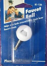 3 DELTA KITCHEN SINK FAUCET BALL REPLACE REPAIR HANDLE SINGLE PLUMBKING LEVER