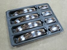 13-19 Ford Transit Tourneo Van 8PC. 4 DR Stainless Steel Door Handle Cover Kit