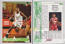 JOKER BASKET Serie A2 1994-95 - Stefano Attruia # 166 - Mint